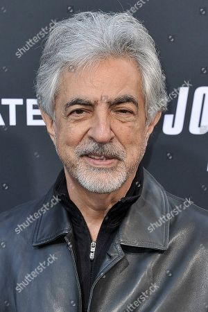 "Joe Mantegna attends a special screening of ""John Wick: Chapter 3 - Parabellum"" at the TCL Chinese Theatre, in Los Angeles"