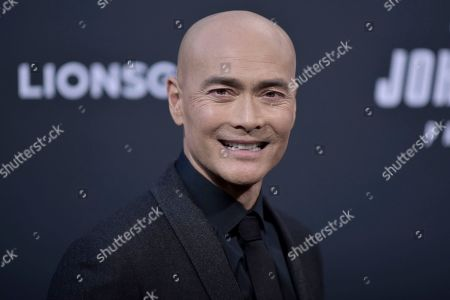 """Mark Dacascos attends a special screening of """"John Wick: Chapter 3 - Parabellum"""" at the TCL Chinese Theatre, in Los Angeles"""
