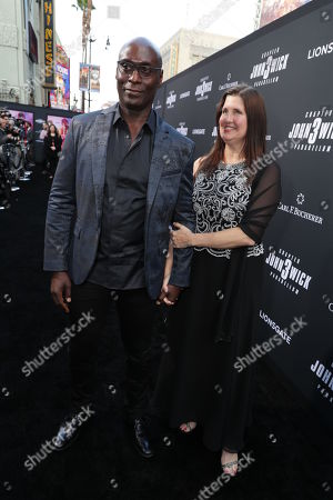 Editorial image of Lionsgate presents the special film screening of 'John Wick: Chapter 3 - Parabellum' at TCL Chinese Theatre, Los Angeles, USA - 15 May 2019