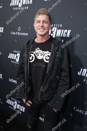 Editorial photo of Lionsgate presents the special film screening of 'John Wick: Chapter 3 - Parabellum' at TCL Chinese Theatre, Los Angeles, USA - 15 May 2019