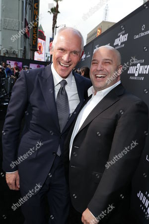 Joe Drake, Co-Chair, Lionsgate Motion Picture Group, Nathan Kahane, President of Motion Pictures, Lionsgate,