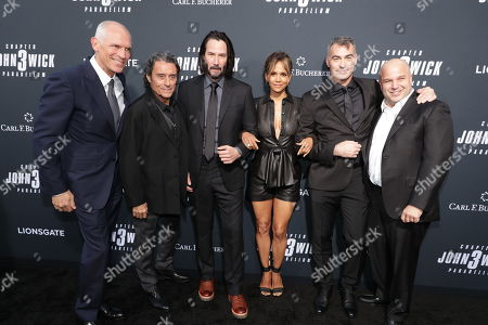 Editorial picture of Lionsgate presents the special film screening of 'John Wick: Chapter 3 - Parabellum' at TCL Chinese Theatre, Los Angeles, USA - 15 May 2019