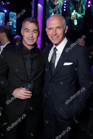Chad Stahelski, Director/Executive Producer, Joe Drake, Co-Chair, Lionsgate Motion Picture Group,
