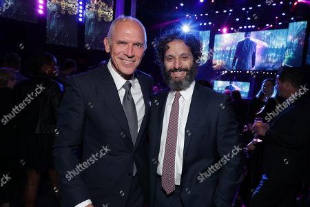 Joe Drake, Co-Chair, Lionsgate Motion Picture Group, Jason Mantzoukas