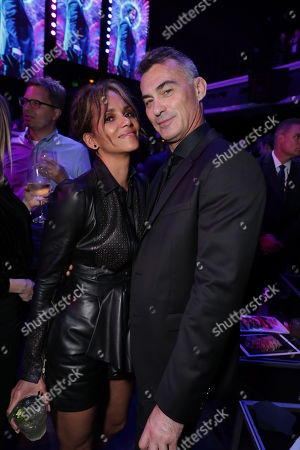 Halle Berry, Chad Stahelski, Director/Executive Producer,