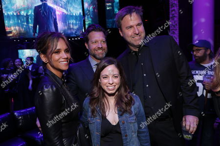 Halle Berry, David Leitch, Executive Producer, Erica Lee, Producer, Basil Iwanyk, Producer,