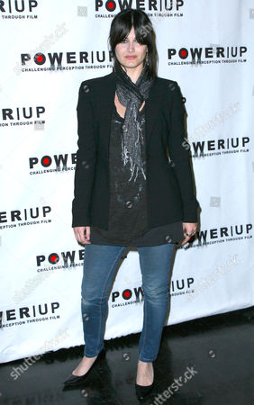 Editorial photo of The PowerUp Annual Power Premiere Awards, Hollywood, Los Angeles, America - 01 Nov 2009