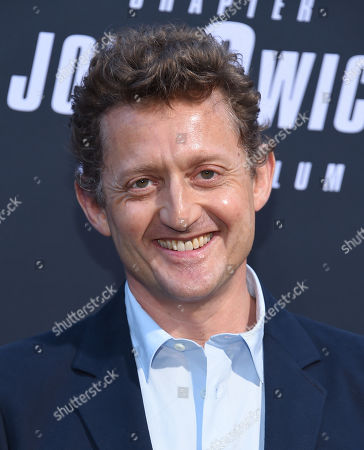 Stock Picture of Alex Winter