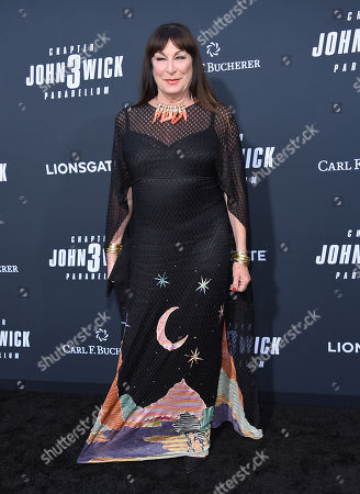 Editorial photo of 'John Wick: Chapter 3 - Parabellum' film premiere, Arrivals, TCL Chinese Theatre, Los Angeles, USA - 15 May 2019