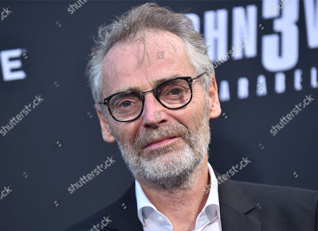 Editorial image of 'John Wick: Chapter 3 - Parabellum' film premiere, Arrivals, TCL Chinese Theatre, Los Angeles, USA - 15 May 2019