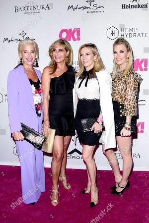 Dorinda Medley, Sonja Morgan, Ramona Singer, Tinsley Mortimer