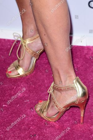 Sonja Morgan, Shoe detail