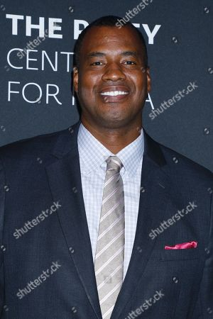 Stock Image of Jason Collins