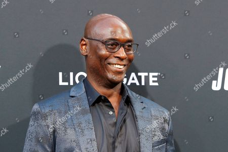 Lance Reddick arrivies for the premiere of Lionsgate's John Wick: Chapter 3 - Parabellum at the TCL Chinese Theatre IMAX in Hollywood, Los Angeles, California, USA, 15 May 2019. The movie opens in the US on 17 May 2019.