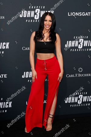 Editorial image of Premiere of John Wick: Chapter 3 - Parabellum in Hollywood, Los Angeles, USA - 15 May 2019