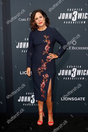 Laura Niemi arrives for the premiere of Lionsgate's John Wick: Chapter 3 - Parabellum at the TCL Chinese Theatre IMAX in Hollywood, Los Angeles, California, USA, 15 May 2019. The movie opens in the US on 17 May 2019.
