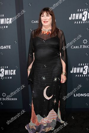 Editorial picture of Premiere of John Wick: Chapter 3 - Parabellum in Hollywood, Los Angeles, USA - 15 May 2019