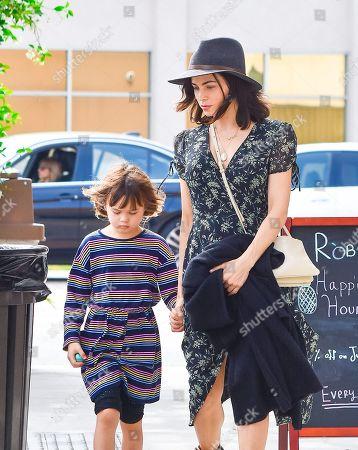 Jenna Dewan and daughter Everly Tatum