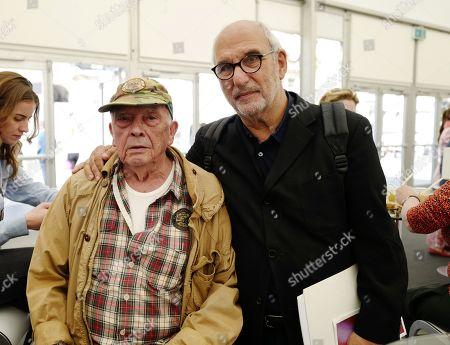 David Bailey and Alan Yentob