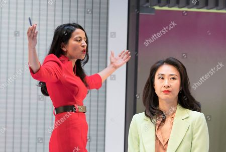 Farzana Dua Elahe as Priya, Minhee Yeo as Soo-Jin
