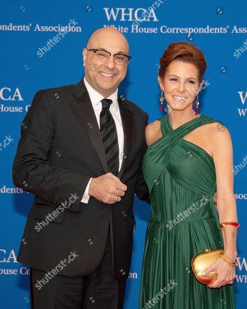 Ali Velshi and Stephanie Ruhle