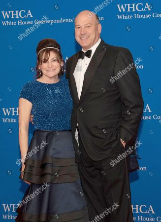 Editorial picture of White House Correspondents Dinner, Washington D.C., USA - 27 Apr 2019