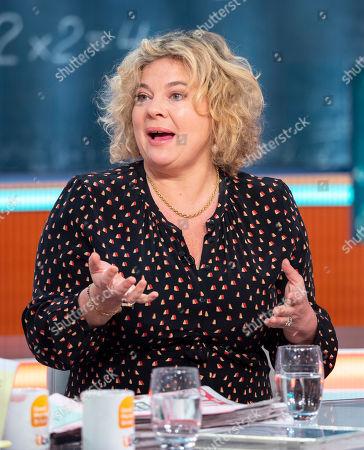 Editorial photo of 'Good Morning Britain' TV show, London, UK - 16 May 2019