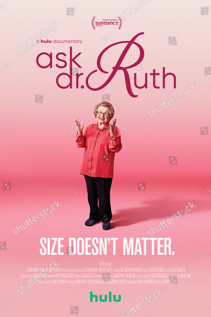 Ask Dr. Ruth (2019) Poster Art. Dr. Ruth Westheimer