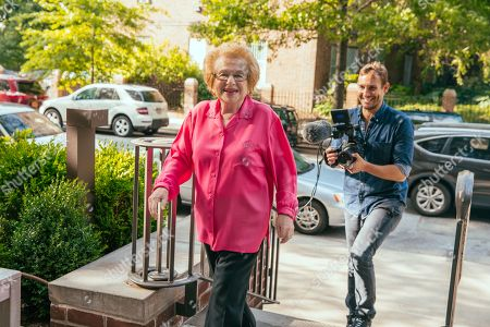 Dr. Ruth Westheimer and Ryan White