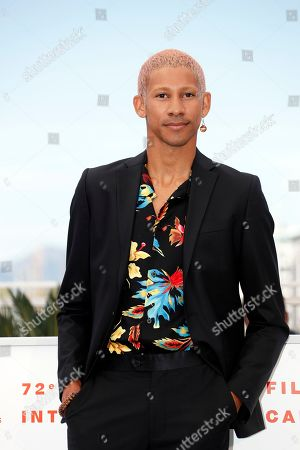 Keiynan Lonsdale poses during the photocall for '5BX' at the 72nd annual Cannes Film Festival, in Cannes, France, 16 May 2019. The movie is presented in the section Special Screenings of the festival which runs from 14 to 25 May.