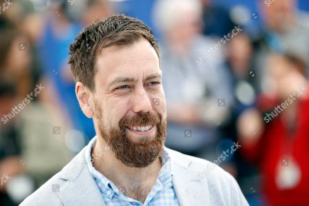 Dan Krauss poses during the photocall for '5B' at the 72nd annual Cannes Film Festival, in Cannes, France, 16X May 2019. The movie is presented in the section Special Screenings of the festival which runs from 14 to 25 May.