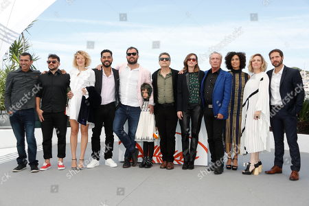 Editorial image of Bacurau Photocall - 72nd Cannes Film Festival, France - 16 May 2019