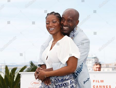 Yolonda Ross (L) and US actor Rob Morgan (R) pose during the photocall for 'Bull' at the 72nd annual Cannes Film Festival, in Cannes, France, 16 May 2019. The movie is presented in the section Un Certain Regard of the festival which runs from 14 to 25 May.