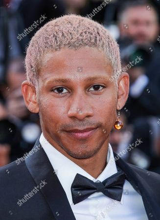 Keiynan Lonsdale attends '5B' screening