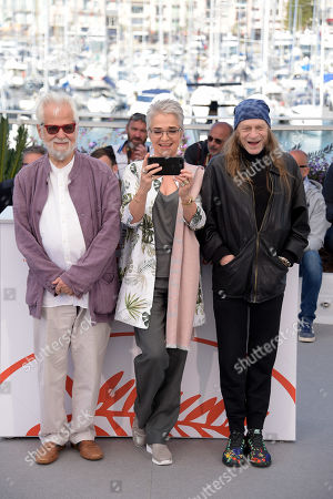 Jan Harlan, Katharina Kubrick, Leon Vitali