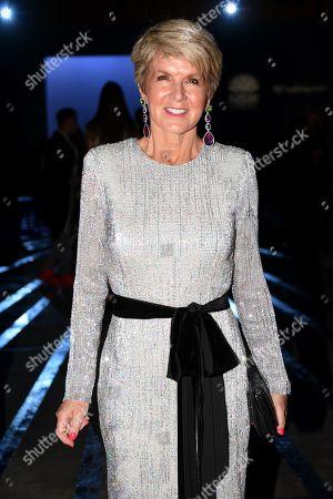 Editorial picture of Carla Zampatti - Runway - Mercedes-Benz Fashion Week Australia, Sydney - 16 May 2019
