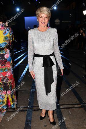 Editorial image of Carla Zampatti - Runway - Mercedes-Benz Fashion Week Australia, Sydney - 16 May 2019