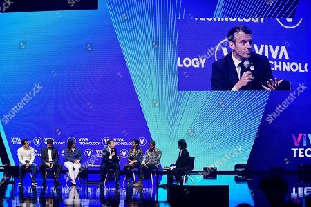 VivaTech technology conference Paris Stock Photos (Exclusive