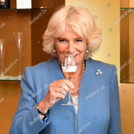 Camilla Duchess of Cornwall visits East Sussex