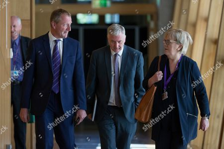 Editorial image of Scottish Parliament First Minister's Questions, The Scottish Parliament, Edinburgh, Scotland, UK - 16th May 2019