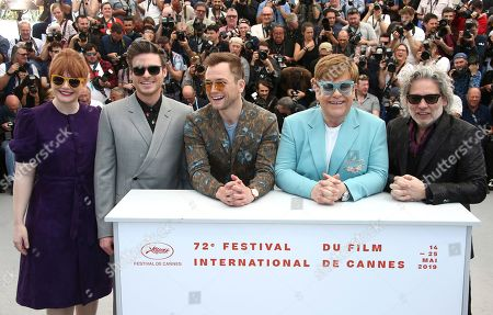 Editorial image of 2019 Rocketman Photo Call, Cannes, France - 16 May 2019