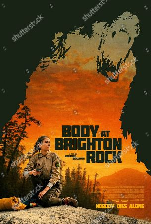 Body at Brighton Rock (2019) Poster Art. Karina Fontes as Wendy
