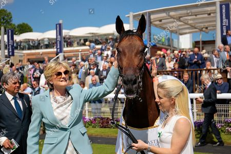 Editorial photo of Horse Racing - 16 May 2019