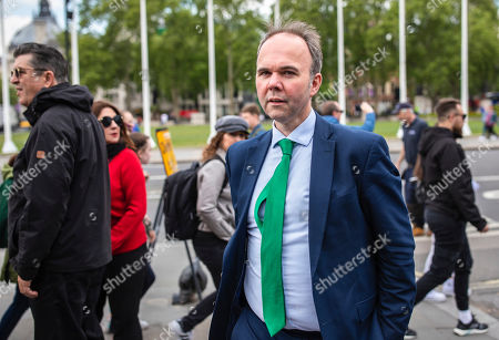 Chief of Staff to the Prime Minister Gavin Barwell arrives at Parliament.