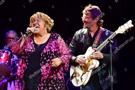 Editorial picture of Mavis Staples 80th Birthday concert, Nashville, USA - 03 May 2019