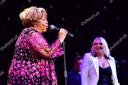 Editorial image of Mavis Staples 80th Birthday concert, Nashville, USA - 03 May 2019