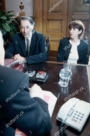 Ep 2758 Thursday 5th October 2000 The Sugdens custody hearing begins and it visibly seems inevitable that the family will be split up. With Jack Sugden, as played by Clive Hornby ; Sarah Sugden, as played by Alyson Spiro.