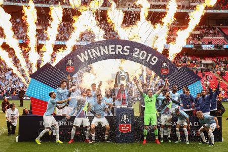 FA Cup Final, Manchester City v Watford