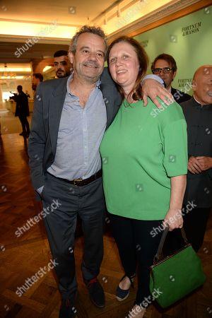 Mark Hix, Angela Hartnett