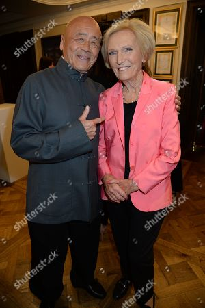 Ken Hom, Mary Berry